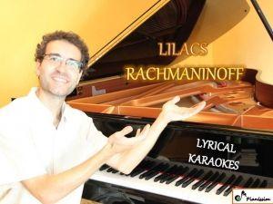 Lilacs - Rachmaninoff