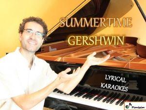 Summertime - Gershwin