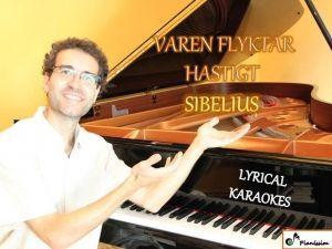 Varen flyktar hastigt - Sibelius